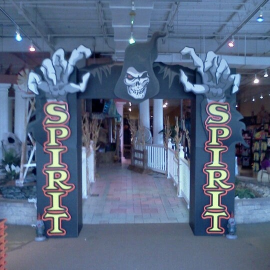 photo taken at spirit halloween by marilyn j on 912012