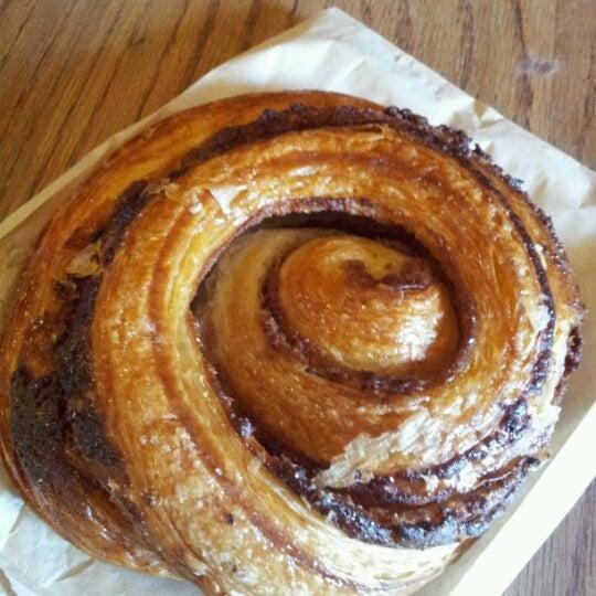 Photo taken at Bakery Nouveau by Christine W. on 7/1/2012