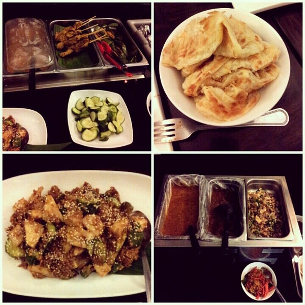 Photo taken at Jackie M Malaysian Cuisine by The Very Hungry Katerpilla on 8/9/2012