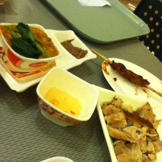 Photo taken at SM Food Court by 🎀 Shiela G. on 11/12/2011