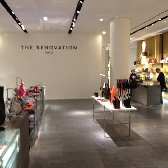 Photo taken at Barneys New York by Alan F. on 4/19/2012