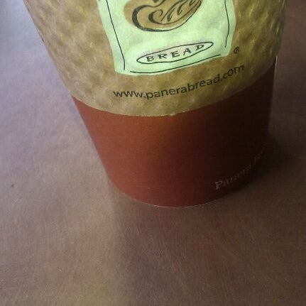 Photo taken at Panera Bread by Anna R. on 5/2/2011
