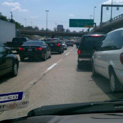 Photo taken at U.S. Highway 75 (US-75) by Corey W. on 8/18/2011