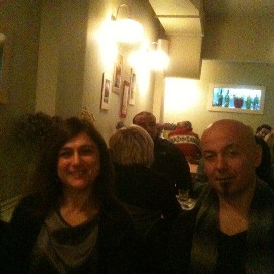 Photo taken at Sıdıka Meze Restoranı by Sabri A. on 1/31/2012