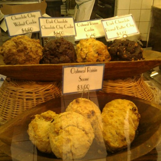 Photo taken at Levain Bakery by Gilad S. on 10/5/2011