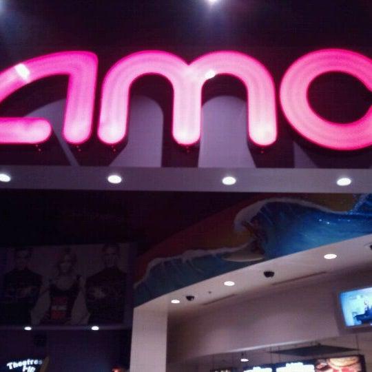 Photo taken at AMC Fashion Valley 18 by Chane M. on 1/9/2012