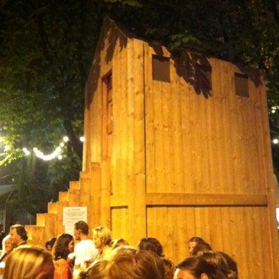 Photo taken at Festivalplein Theaterfestival Boulevard by Herold J. on 8/8/2012