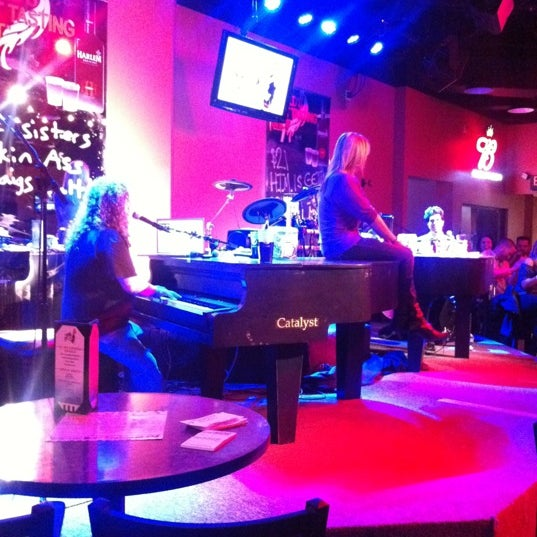 Photo taken at Baby Grands Dueling Pianos by Andrew B. on 12/3/2011