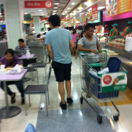 Photo taken at Food Court by Ting P. on 1/30/2012