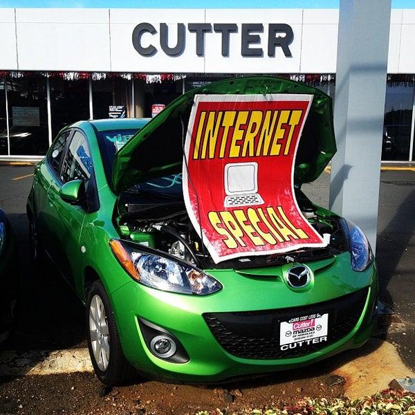 Mazda Dealership Atlanta >> Cutter Mazda Honolulu - Ala Moana - Kakaako - 805 Ala ...