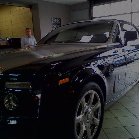 Photo Taken At Hennessy Jaguar Atlanta By Randy On 2/22/2012