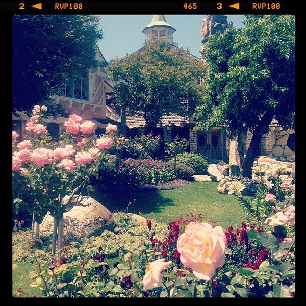 Photo taken at Madonna Inn by Marion G. on 7/5/2012