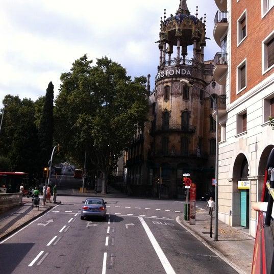 Pla a de john f kennedy parque em barcelona - Placa kennedy barcelona ...