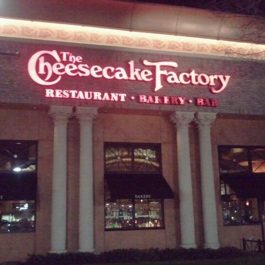Photo taken at The Cheesecake Factory by La S. on 3/16/2012