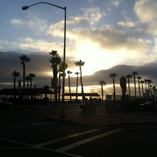 Photo taken at Lifeguard Tower 12 by Sarah A. on 6/9/2012