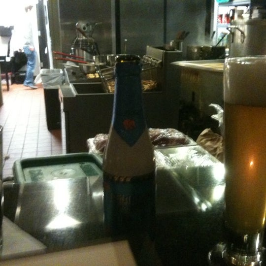 Photo taken at The Tavern Kitchen & Bar by Brent M. on 1/23/2011