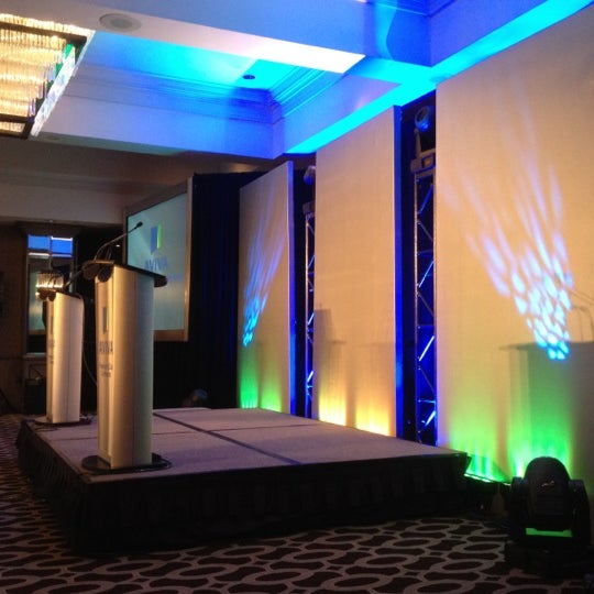 Photo taken at Park Hyatt Toronto by Tod M. on 4/12/2012