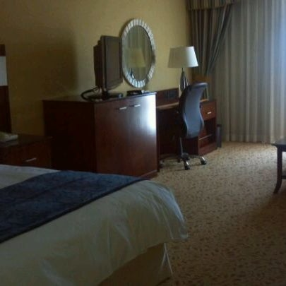 Photo taken at Houston Marriott South at Hobby Airport by Sabree J. on 11/13/2011
