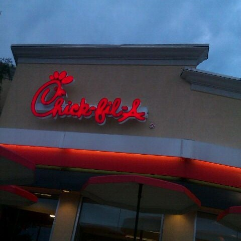 Photo taken at Chick-fil-A by Amanda M. on 9/9/2011