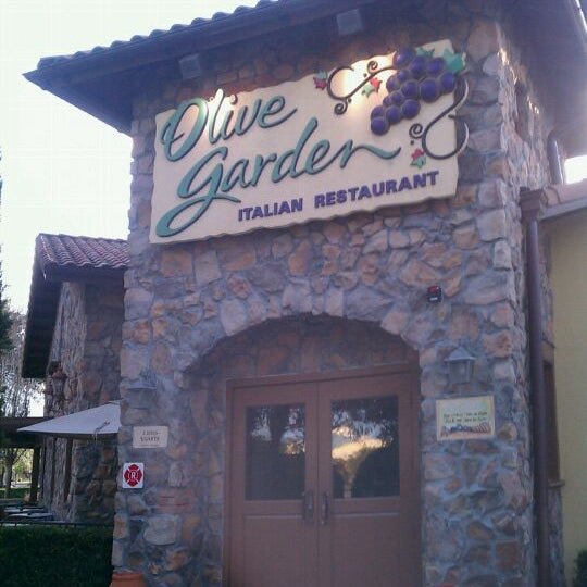 Dining Well Olive Garden For Mom: Italian Restaurant In Seminole Towne Center