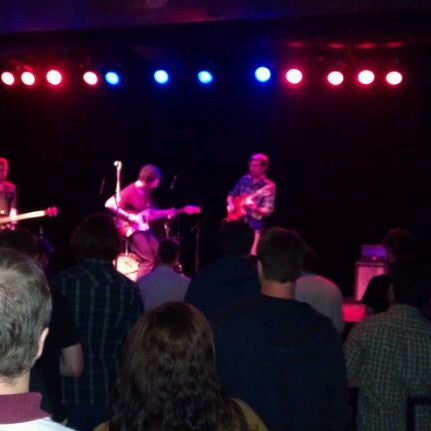 Photo taken at The Crocodile by Rachel G. on 8/20/2011