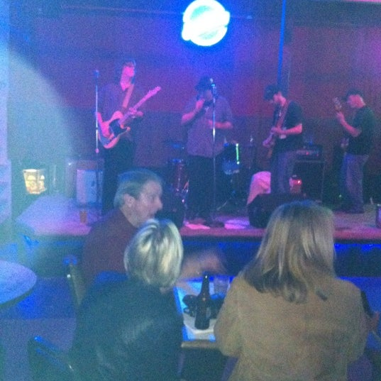 Photo taken at Blue Moon by Vicki R. on 3/8/2011