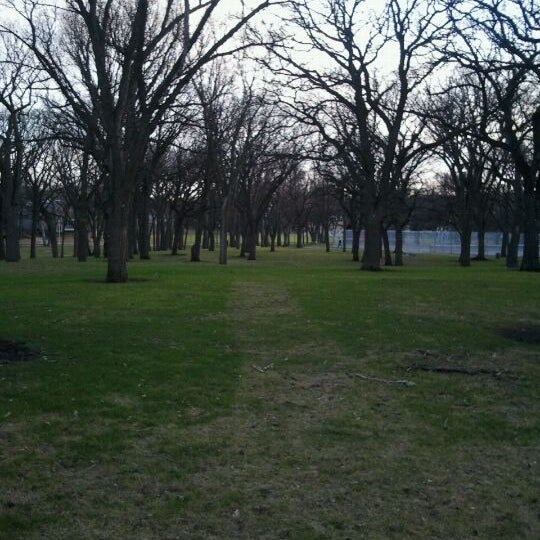 Photo taken at Island Park by Coley N. on 4/24/2011