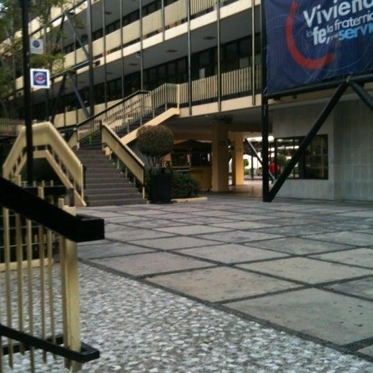 6/15/2012 tarihinde Tamm M.ziyaretçi tarafından Universidad La Salle'de çekilen fotoğraf