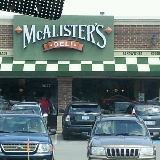 Address, Contact Information, & Hours of Operation for all McAlister's Deli Locations
