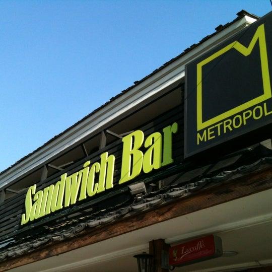 Photo taken at Metropol by domi b. on 1/27/2012