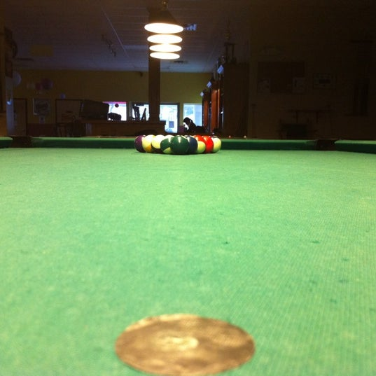 Photo taken at Van Phan Billiards and Bar by Jake B. on 2/19/2012