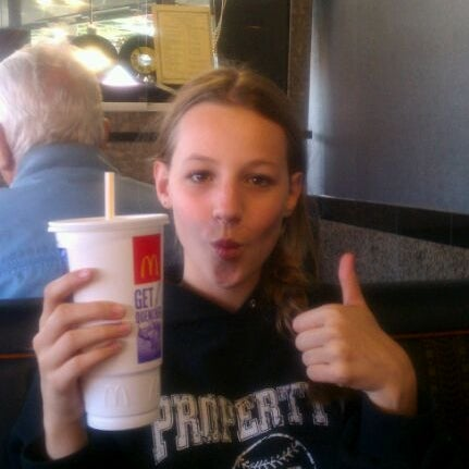 Photo taken at McDonald's by Mike G. on 11/12/2011