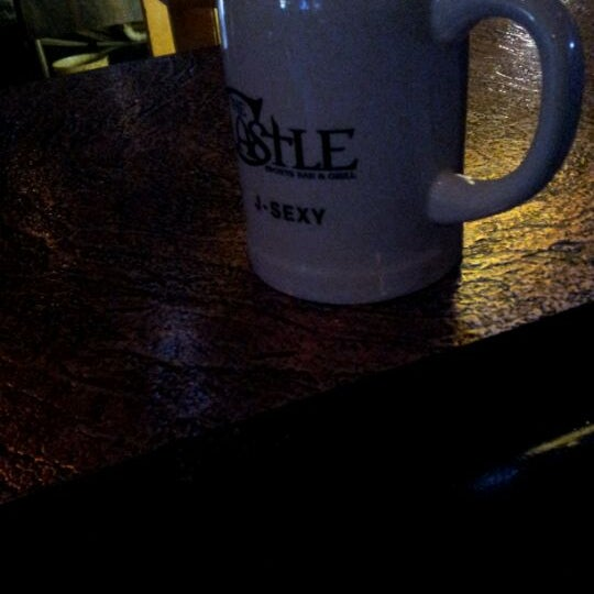 Photo taken at The Castle Bar And Grill by Josh S. on 4/7/2012
