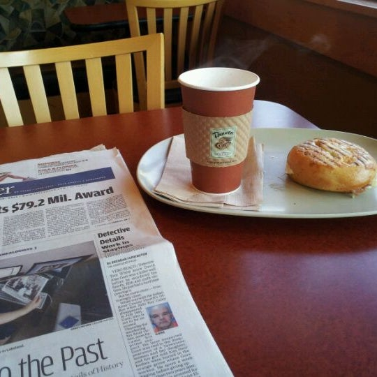 Photo taken at Panera Bread by Kevin M. on 4/10/2012