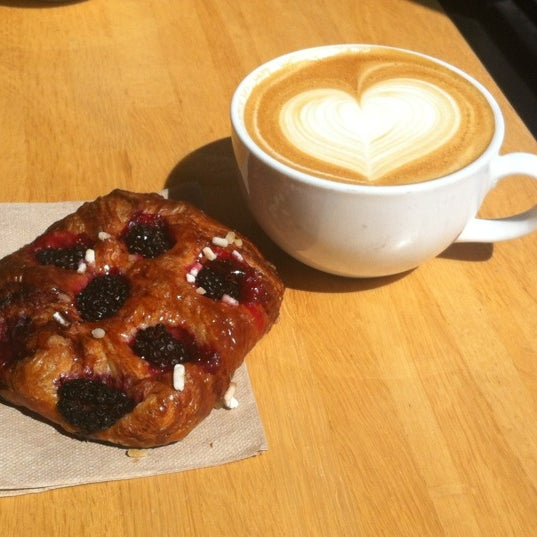 Photo taken at Coffeehouse Northwest by Erika P. on 8/16/2012