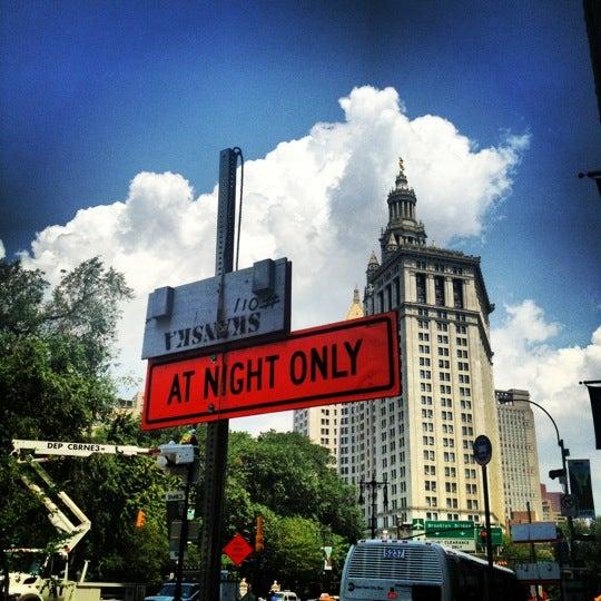 Photo taken at NYC Municipal Building by Nikki N. on 8/2/2012
