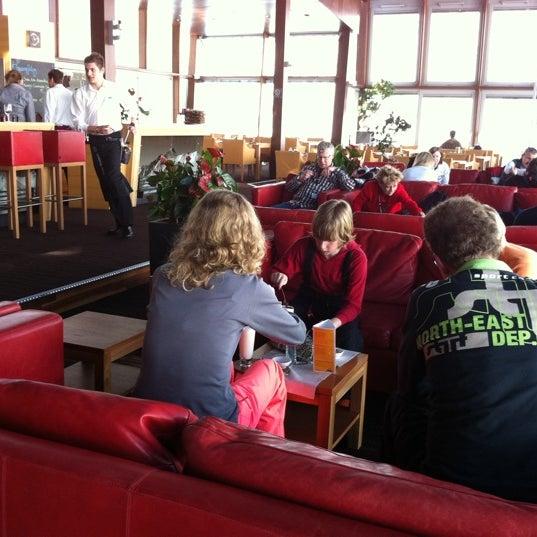 Das Foto wurde bei Panoramarestaurant Komperdell von Wendelin N. am 3/12/2011 aufgenommen