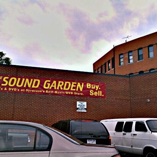 Photo taken at The Sound Garden by Jen L. on 9/17/2011