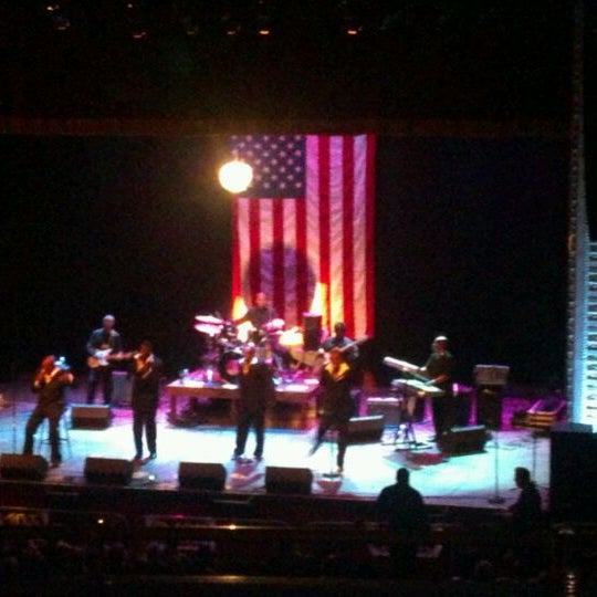 Photo taken at Patchogue Theatre by Cathleen B. on 11/13/2011