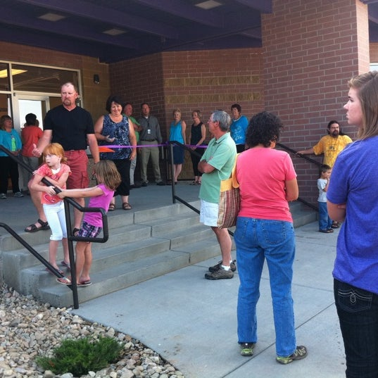 Denver Shooting Downing: Photos At Custer Elementary School