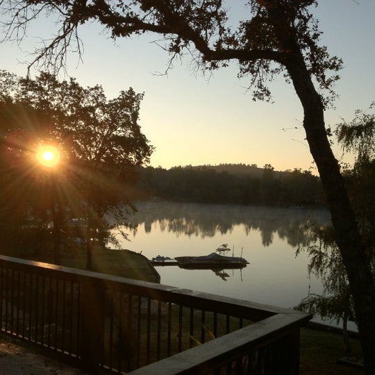 Photo taken at Lake of the Pines by Scott H. on 10/23/2011