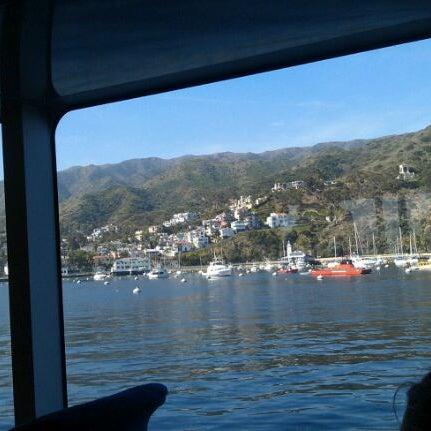 Photo taken at Santa Catalina Island by M C. on 2/2/2012