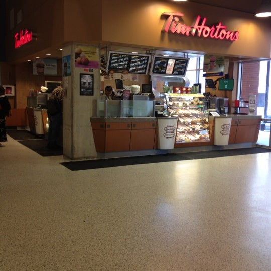 Tim Hortons Chicago: Downtown Winnipeg