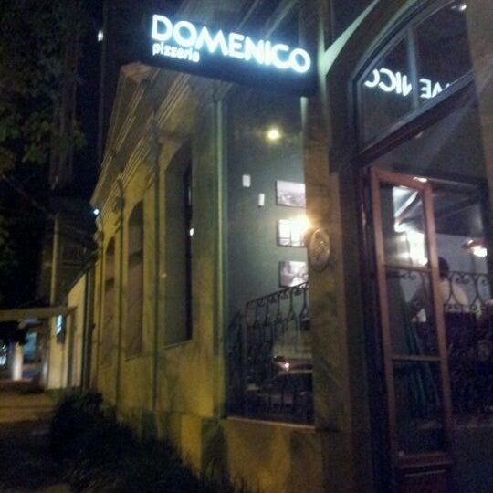 Foto tirada no(a) Domenico Pizzeria Trattoria por nico em 4/21/2012