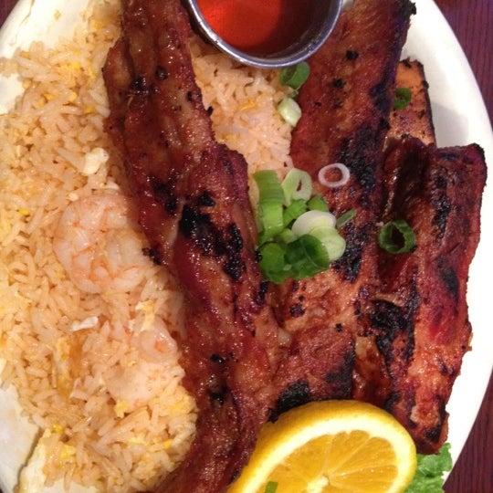 รูปภาพถ่ายที่ Thai Original BBQ & Restaurant โดย Melo H. เมื่อ 7/21/2012