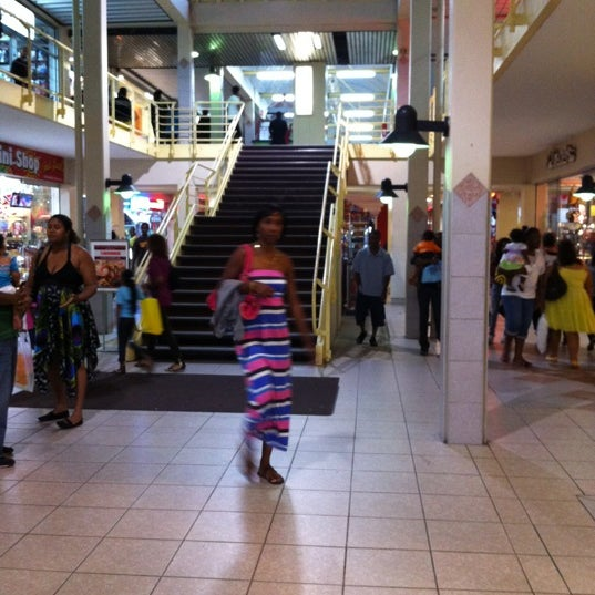 Photo taken at Trincity Mall by Brian on 3/3/2012