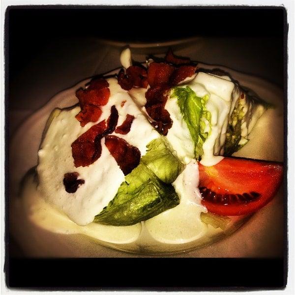 Photo taken at Anastasio's Steakhouse by Neil F. on 5/4/2012