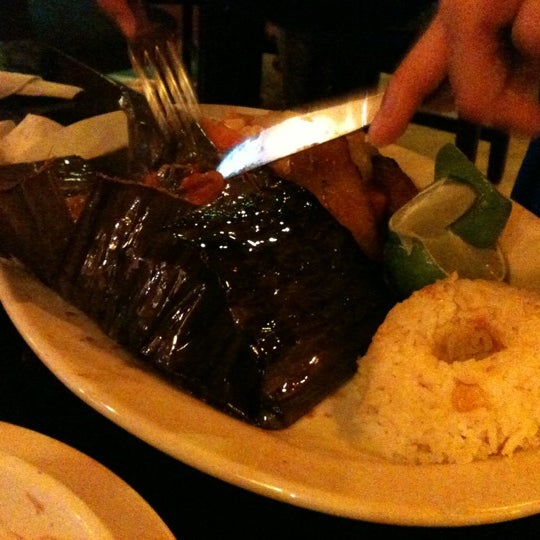Foto tomada en La Parrilla Cancun por Marina R. el 3/11/2012