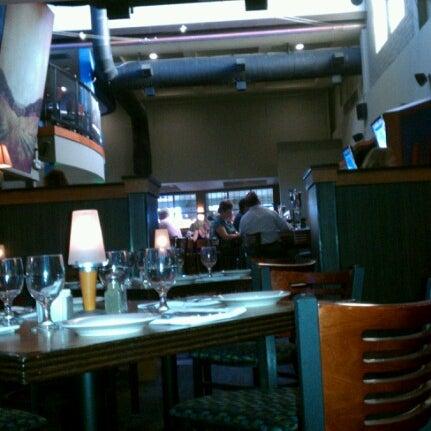 Photo taken at Bluestone Restaurant by Charles Gary M. on 9/5/2012