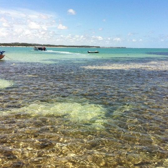 Foto tirada no(a) Praia de Paripueira por Jeane N. em 3/1/2012
